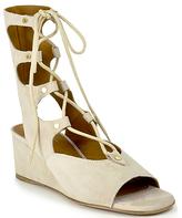 Chloé CH24522 - Suede Tie Sandal