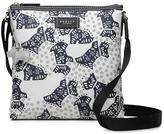 Radley Folk Dog Medium Ziptop Crossbody Bag