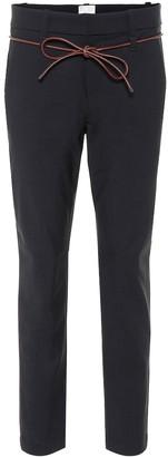 Brunello Cucinelli Mid-rise cigarette pants
