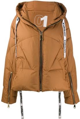 KHRISJOY Oversized Padded Jacket