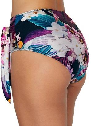 Pour Moi? Orchid Luxe Control Bikini Bottom