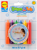 Draw in the Tub Crayons Set