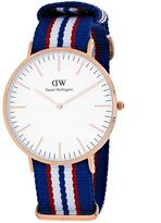 Daniel Wellington Classic Belfast Collection 0113DW Men's Analog Watch