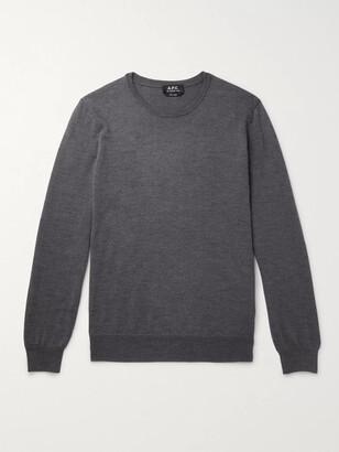 A.P.C. King Merino Wool Sweater