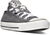 Converse Chuck Taylor All Star Double Tongue Feather Casual Sneakers from Finish Line
