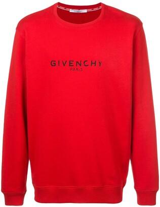 Givenchy Paris logo vintage sweater