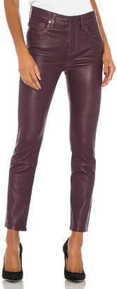 Citizens of Humanity Harlow Ankle Leather Pant