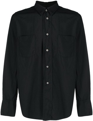 Comme des Garcons Regular Fit Long-Sleeved Shirt