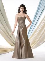 Mon Cheri Boutique by Mon Cheri - 213990 Long Dress In Bronze