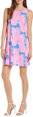 Lilly Pulitzer Kristen Pineapple Print Swing Dress