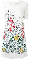 Goat wildflower print dress - women - Elastodiene/Polyester/Acetate/Viscose - 6