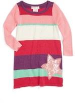 Design History Appliqué Dress (Baby Girls)