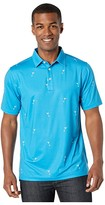 Straight Down Bull's Polo (Voodoo) Men's Clothing