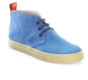 Del Toro Lace-Up High-Top Sneakers