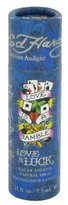 Christian Audigier Love & Luck by Mini EDT Spray .25 oz for Men