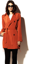 Vince Classic Trench