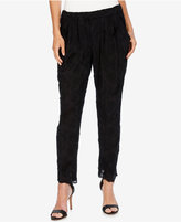 Lucky Brand Embroidered Pull-On Pants