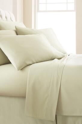 SouthShore Fine Linens Full Sized Vilano Springs Extra Deep Pocket Sheet Set - Off White