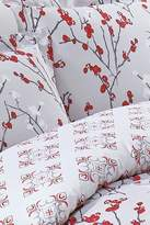 California Design Den by NMK Jasmine Full/Queen Sized 3-Piece Comforter Set - Coral