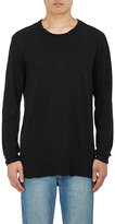 Ksubi Men's Vices Cotton-Silk Long-Sleeve T-Shirt-BLACK