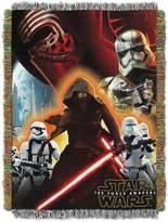 Star Wars Episode 7 Ground Invasion Tapestry Throw