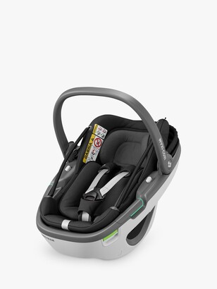 Maxi-Cosi Coral i-Size Group 0+ Baby Car Seat, Essential Black