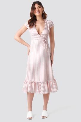 Trendyol Tulum Striped Dress Multicolor