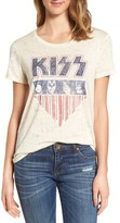 Lucky Brand Women's Kiss Studded Tee