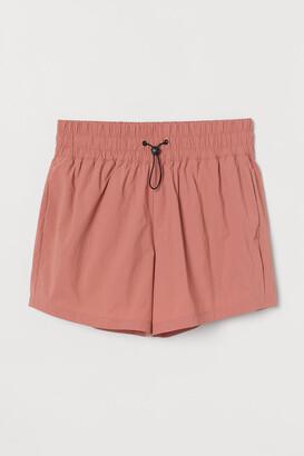 H&M Sports shorts High Waist