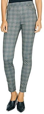 Sanctuary Carnaby Plaid Skinny Ankle Pants