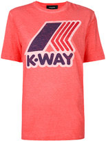 DSQUARED2 print K-Way T-shirt
