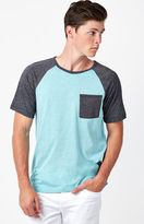 On The Byas Mill Raglan Pocket T-Shirt