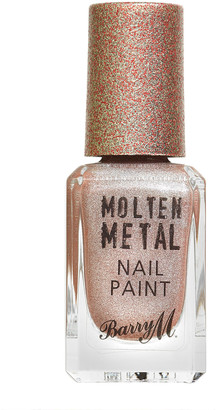 Barry M Molten Metal Nail Paint Holographic 10Ml Moon