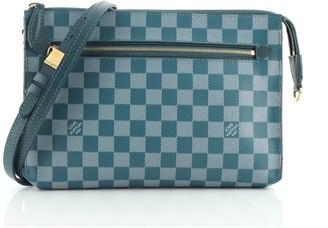 Louis Vuitton Modul Handbag Damier Couleurs