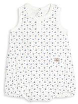 Petit Bateau Baby's One-Piece Boat Printed Swimsuit