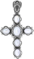 American West Classics Sterling Silver Cross Enhancer
