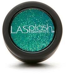 LASplash Cosmetics Glitz Cream Glitter Shadow, Spectrum-Addict (silver glitter)