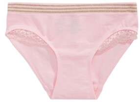 Maidenform Lace-Trim Underwear, Little & Big Girls