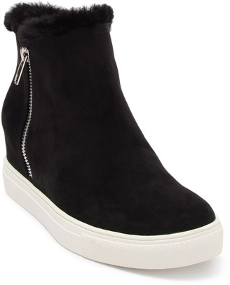 Abound Cleo Faux Fur Lining Wedge Sneaker
