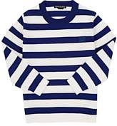 Acne Studios Kids' Mini Nalon Striped Cotton-Wool Sweater