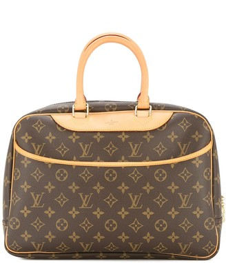 Louis Vuitton pre-owned Deauville hand bag