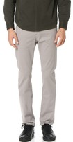 AG Jeans The Matchbox Brushed Twill Slim Straight Jeans