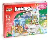 Lego Juniors Disney(TM) Princess Cinderella's Carriage - 10729