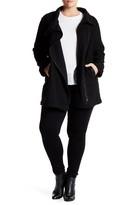 14th & Union Funnel Neck Jacket (Plus Size)
