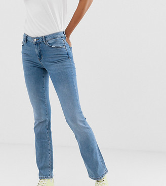 Pimkie bootcut jeans in medium blue