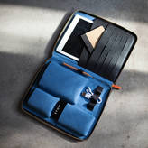 Stow Personalised Luxury Leather Travel Tech And Tablet Case