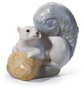 Lladro Festive Squirrel I