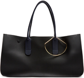Roksanda Louise contrast-handle leather tote