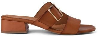 Shoe The Bear Tan Cala Mule - 36