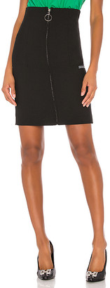 Off-White Formal High Waist Skirt